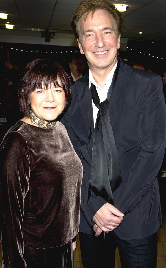 Alan Rickman, Rima Horton