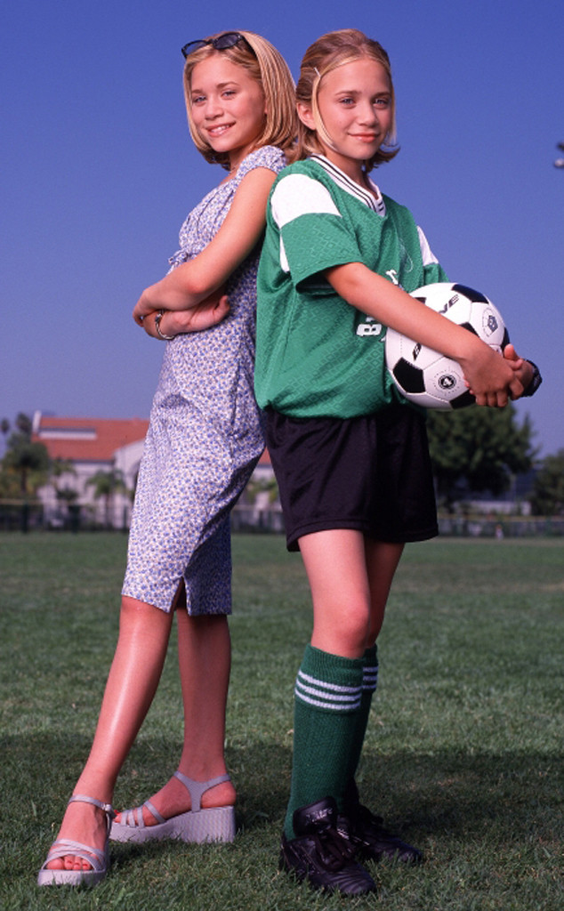 Mary-Kate Olsen, Ashley Olsen, Switching Goals