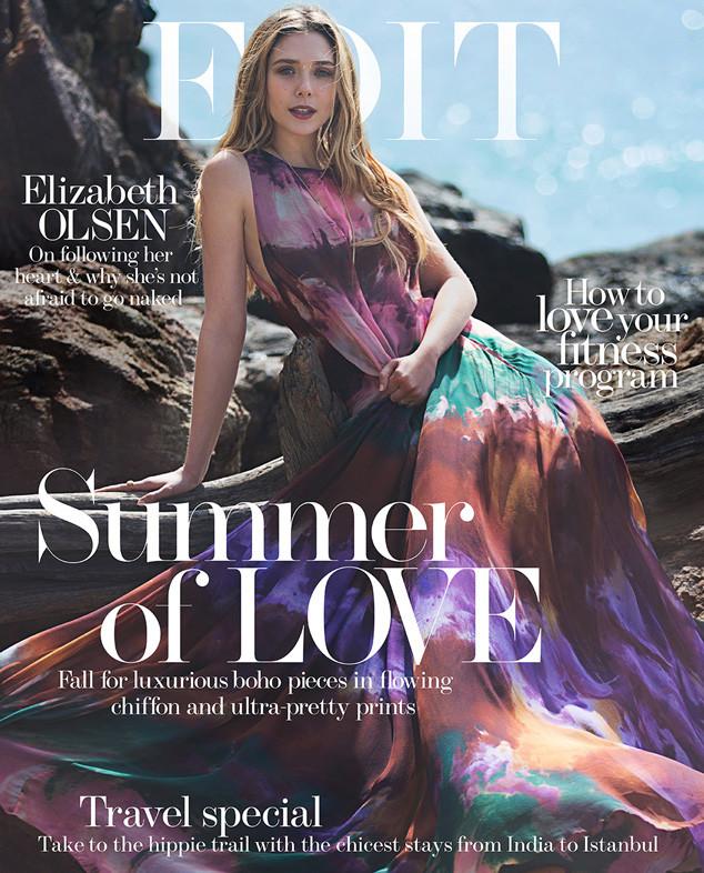 Elizabeth Olsen, The Edit