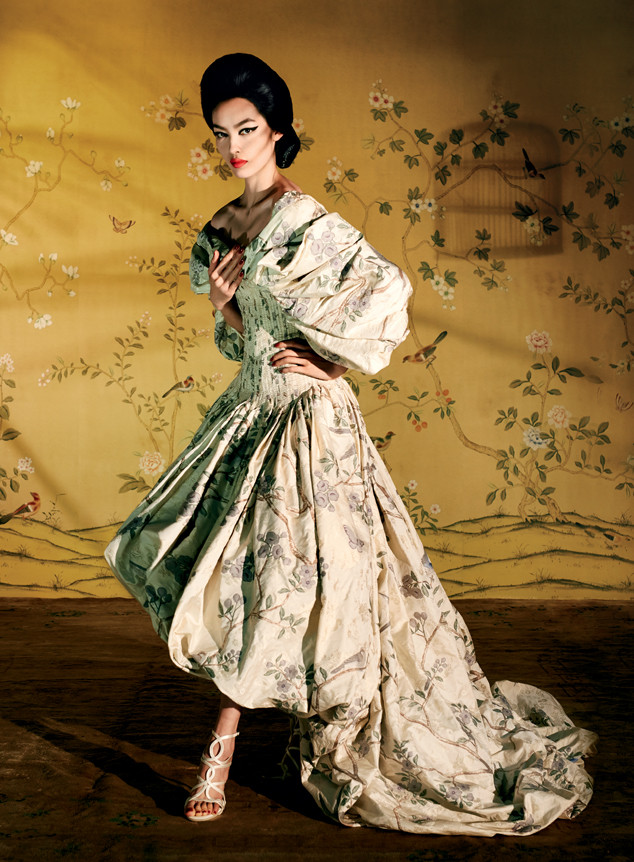 China Through The Looking Glass, Vogue