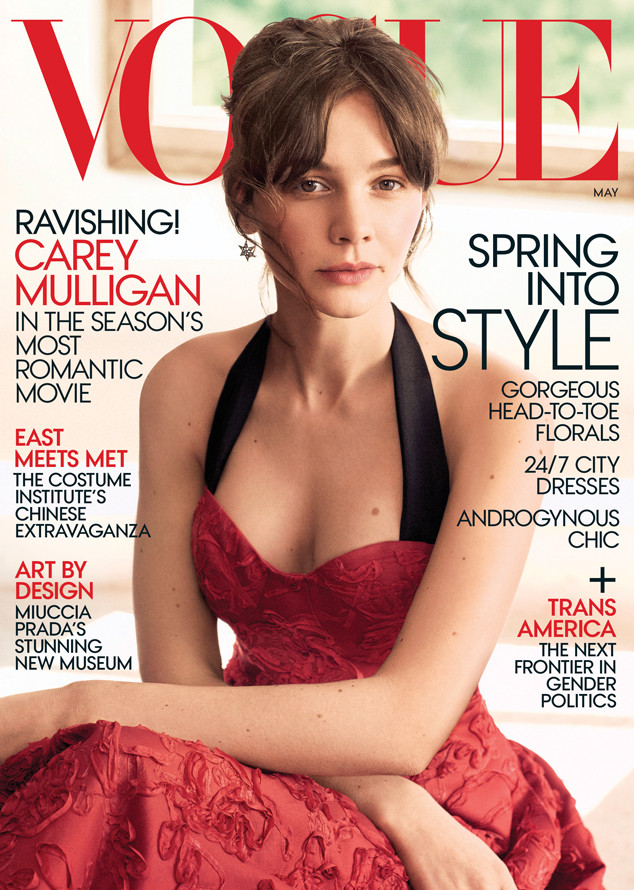 Carey Mulligan, Vogue