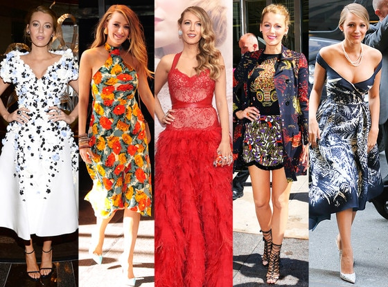 Blake Lively, Best Loks of the Week