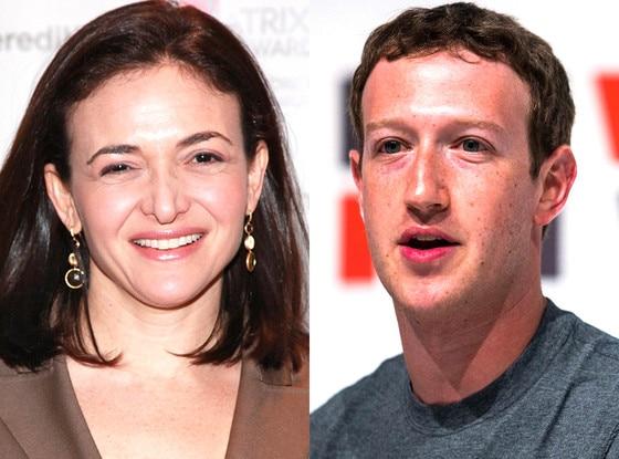 Sheryl Sandberg, Mark Zuckerberg