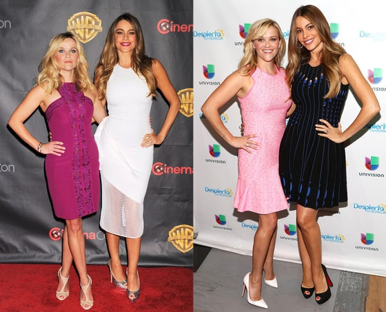 Sofia Vergara, Reese Witherspoon, Fashion