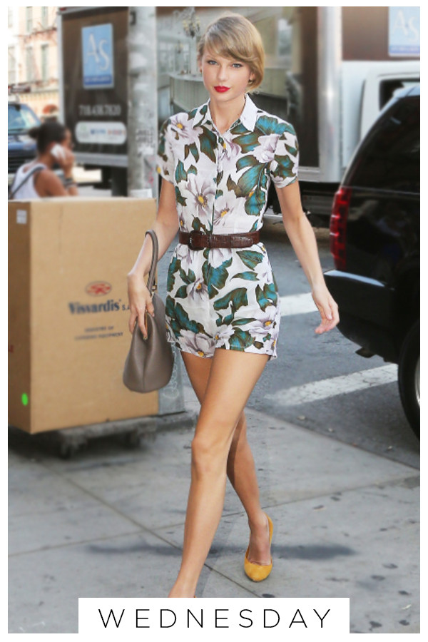 5 Days, 5 Ways: How to Wear Short Rompers