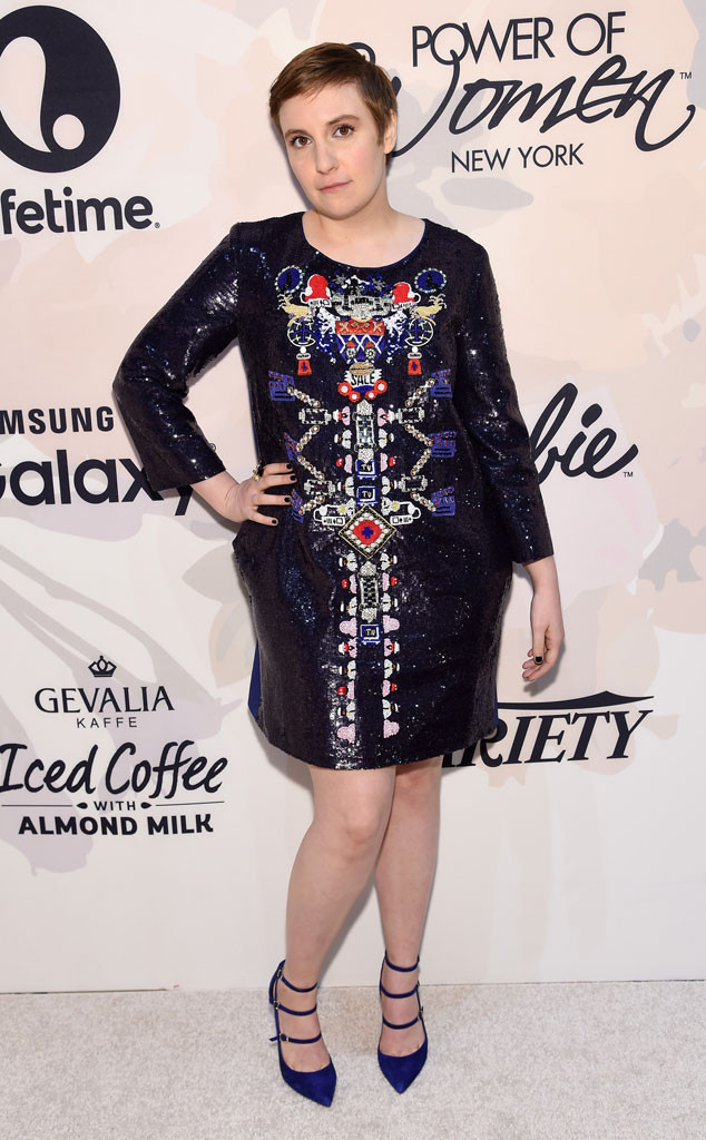Lena Dunham, Variety's Power Of Women