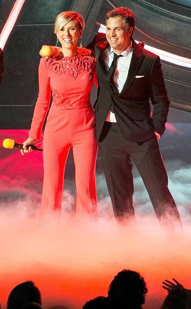 Scarlett Johansson, Mark Ruffalo