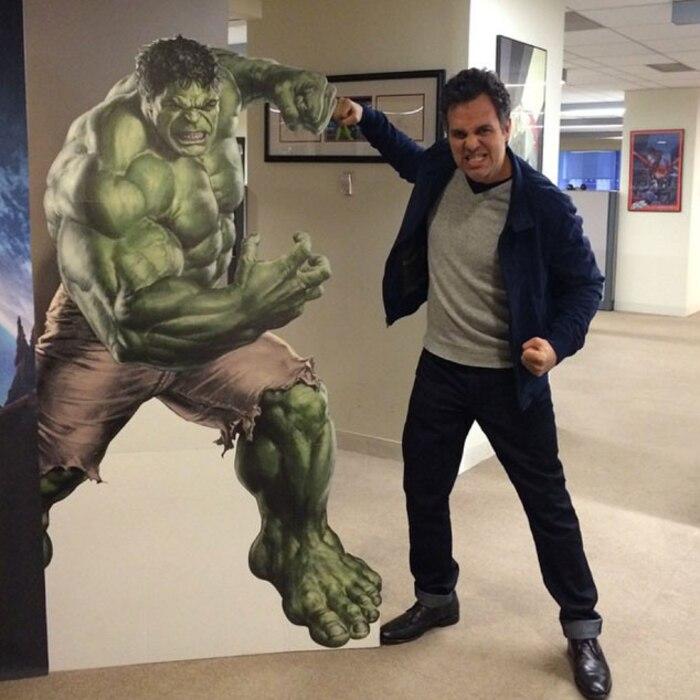 Mark Ruffalo, Instagram Takeover