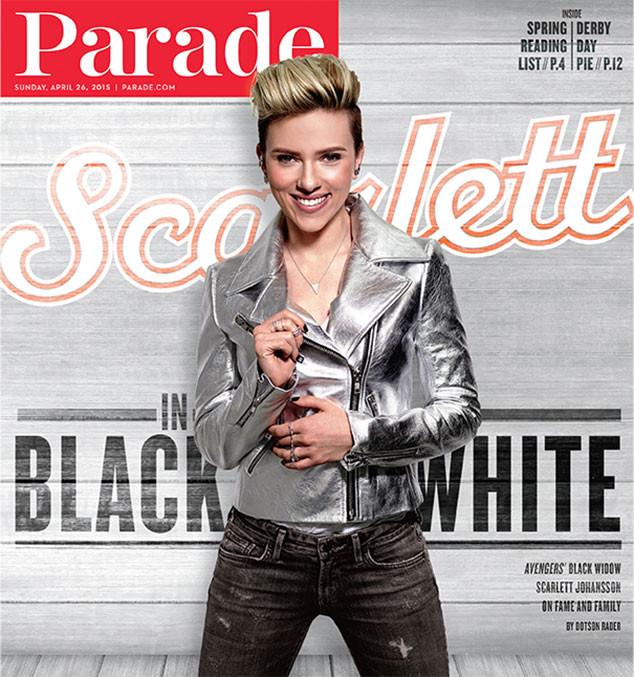 Scarlett Johansson, Parade
