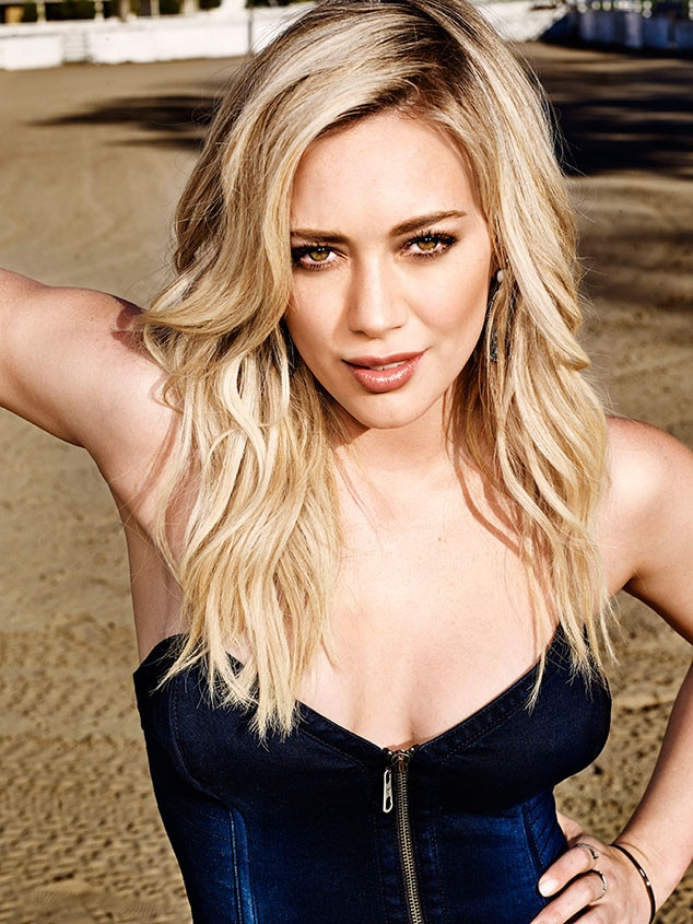 Hilary Duff, Shape Magazine