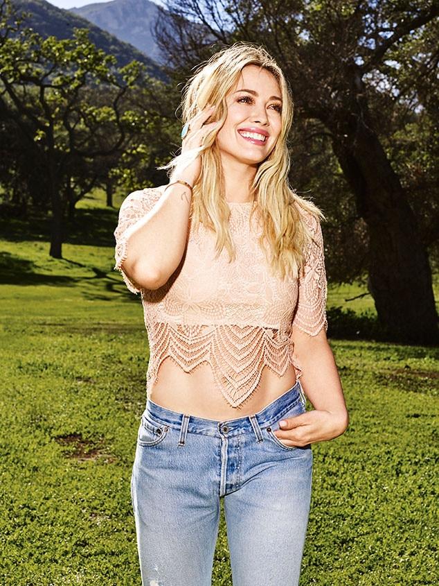 Hilary Duff, Shape Magazine