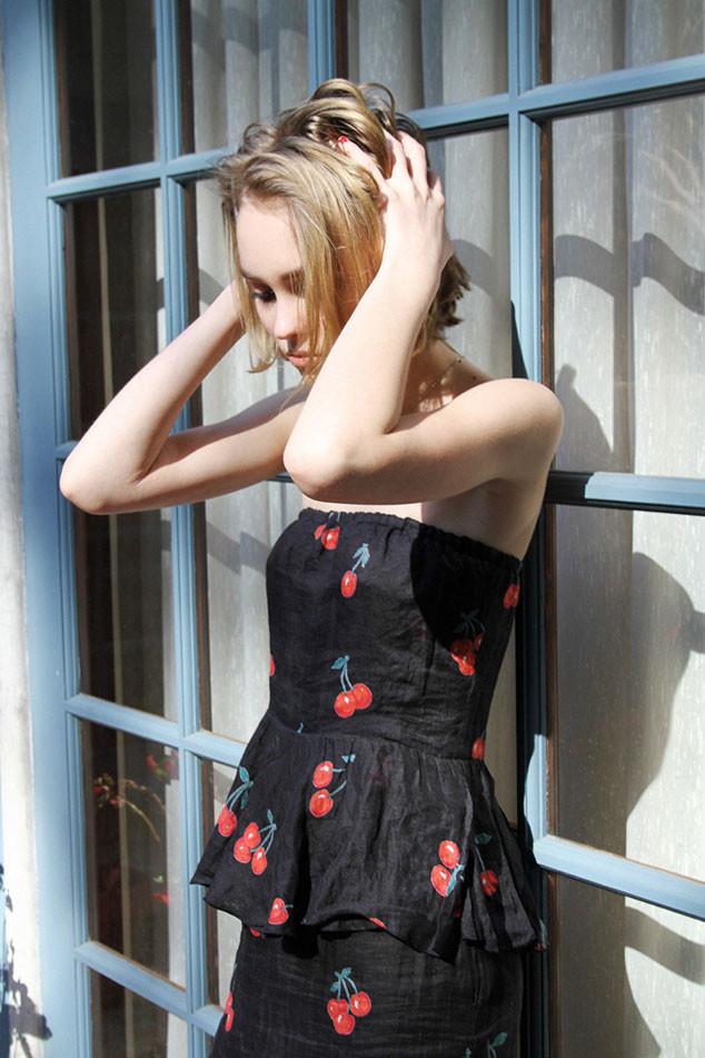 Lily-Rose Depp, Oyster Magazine
