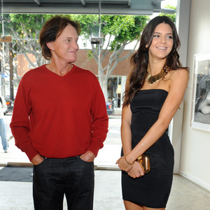 Bruce Jenner, Kendall Jenner