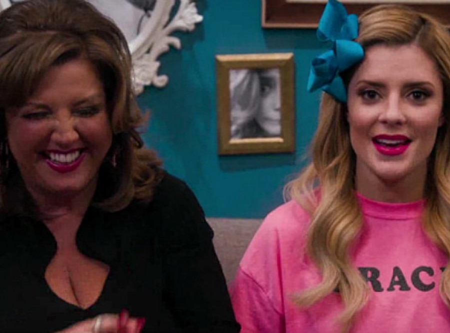 Grace Helbig, Abby Lee Miller