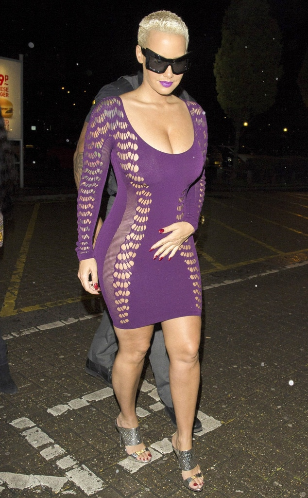 Amber rose from the big picture today s hot pics e news