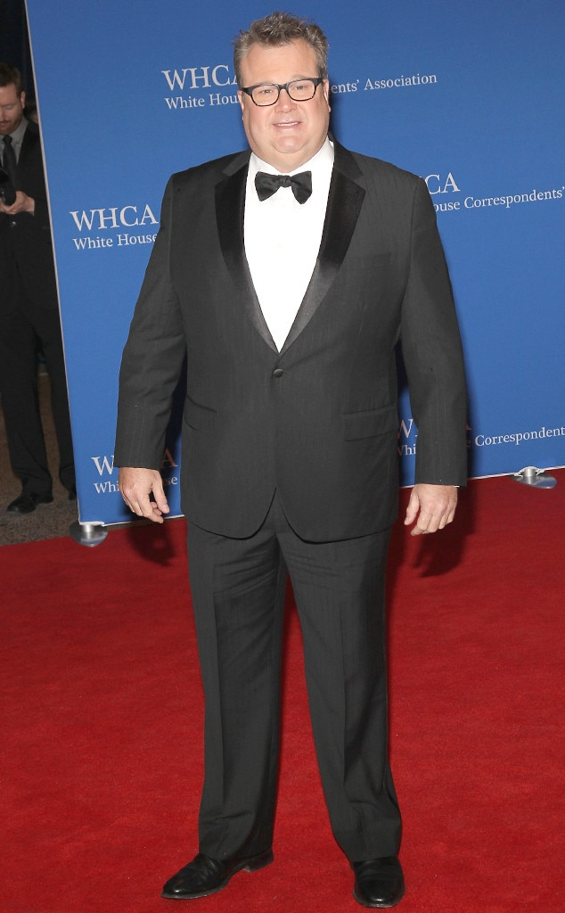Eric stonestreet from 2015 white house correspondents for Eric stonestreet house