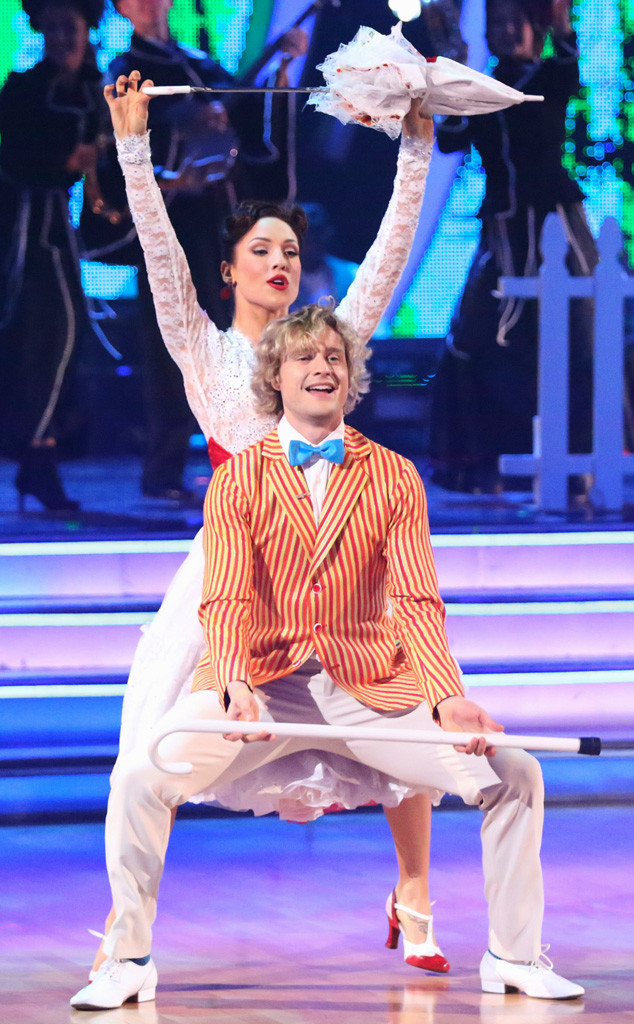 Charlie White, Dancing with the Stars, Sharna Burgess