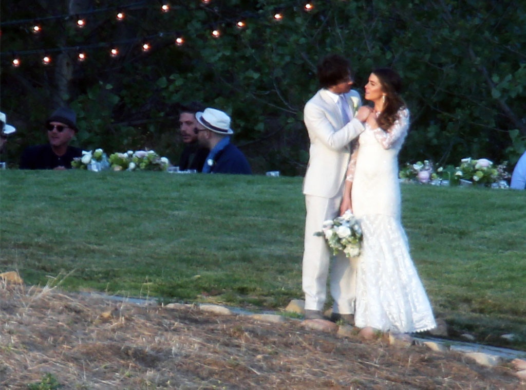 Nikki Reed, Ian Somerhalder, Wedding