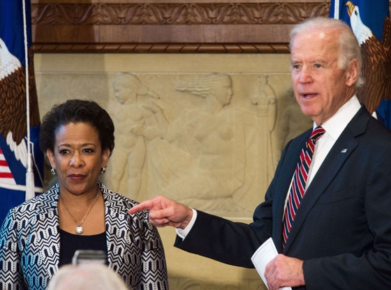 Loretta Lynch, Joe Biden