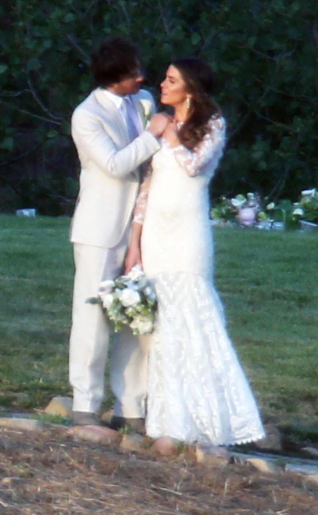 Nikki Reed, Ian Somerhalder, Wedding