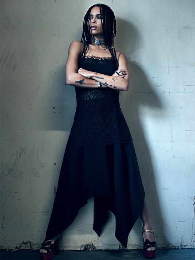 Zoë Kravitz, Flaunt Magazine