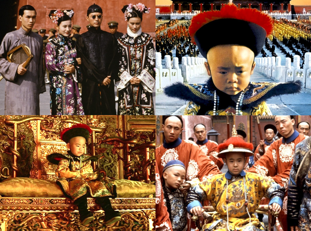 The Last Emperor From Chinese Costumes In Cinema From