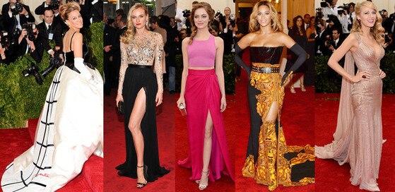 MET Gala, Emma Stone, Blake Lively, Karolina Kurkova, Beyonce, Sarah Jessica Parker