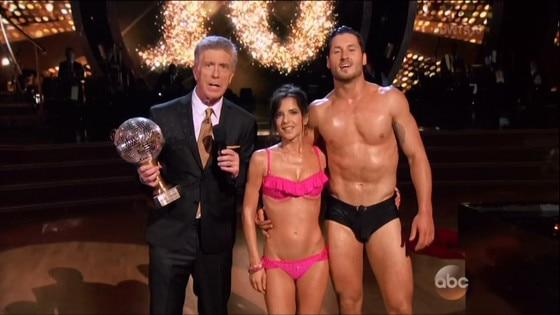 Kelly Monaco, Val Chmerkovskiy, DWTS10, Dancing with the Stars