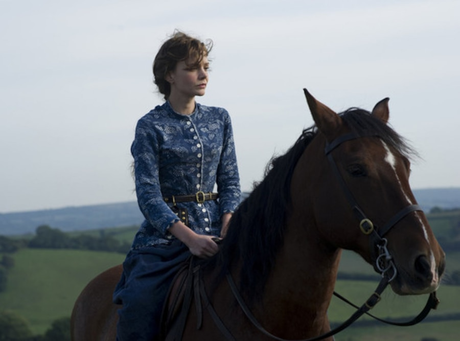 Carey Mulligan, Far from the Maddening Crowd