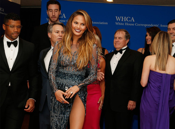 Chrissy Teigen, Bill Belichick