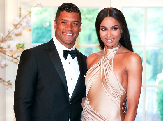 Image result for Russell Wilson and Ciara