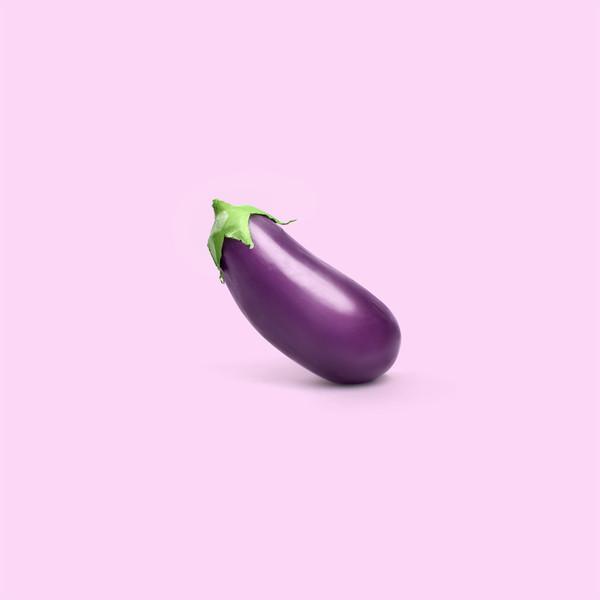 eggplant emoji
