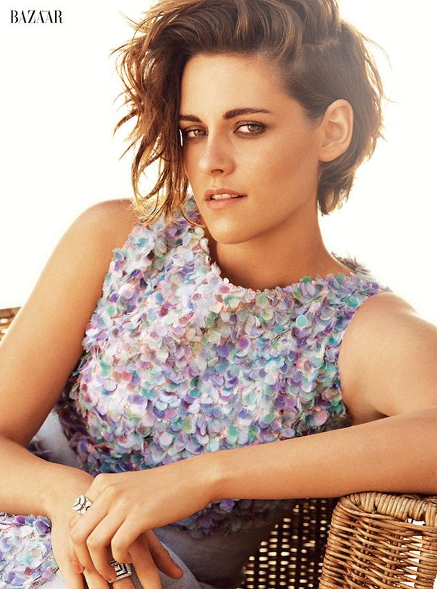 Kristen Stewart, Harper's Bazaar UK