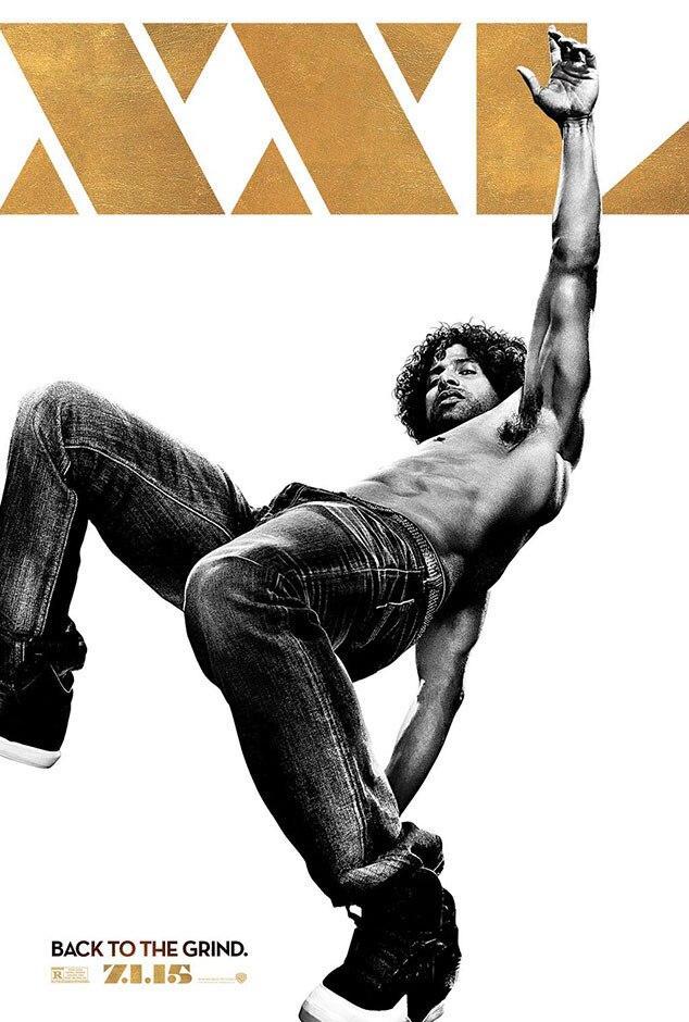 Magic Mike XXL, Poster