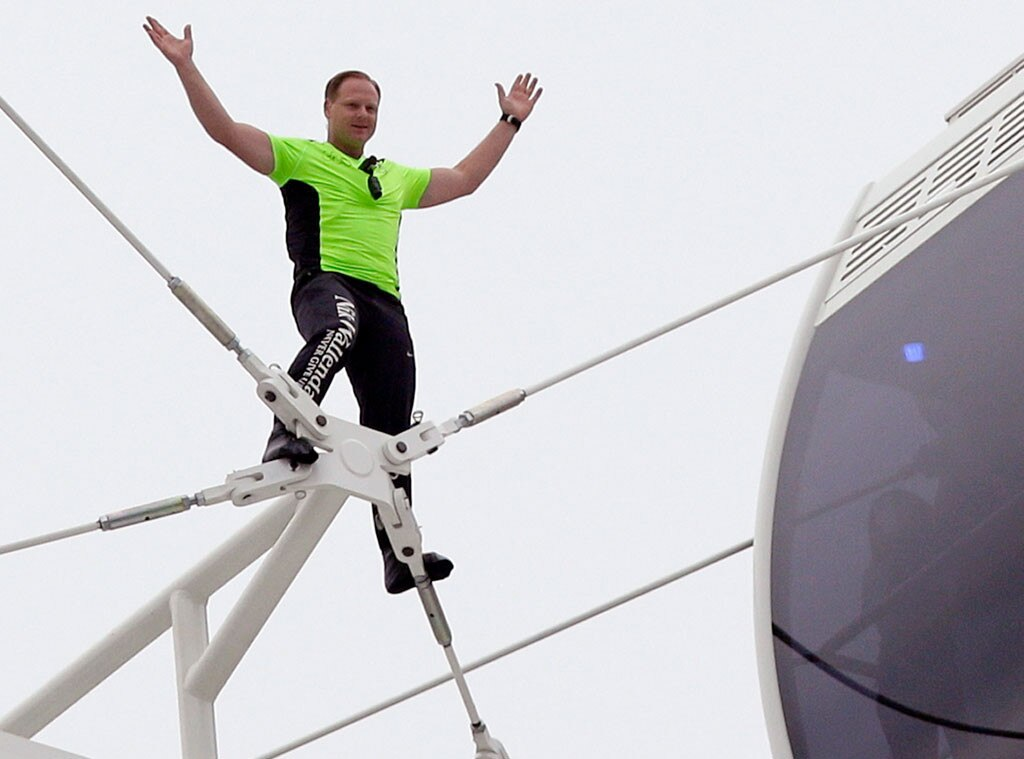 Nik Wallenda, Orlando Eye