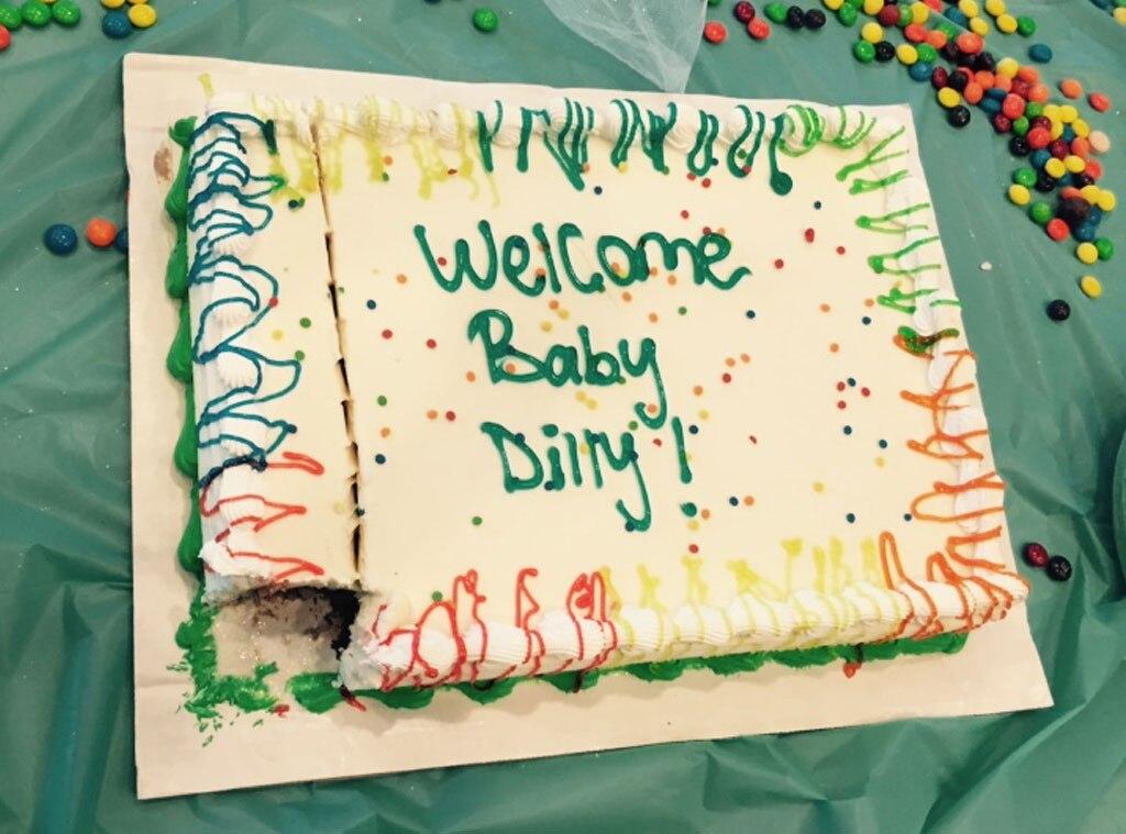 Jill Duggar, Baby Cake
