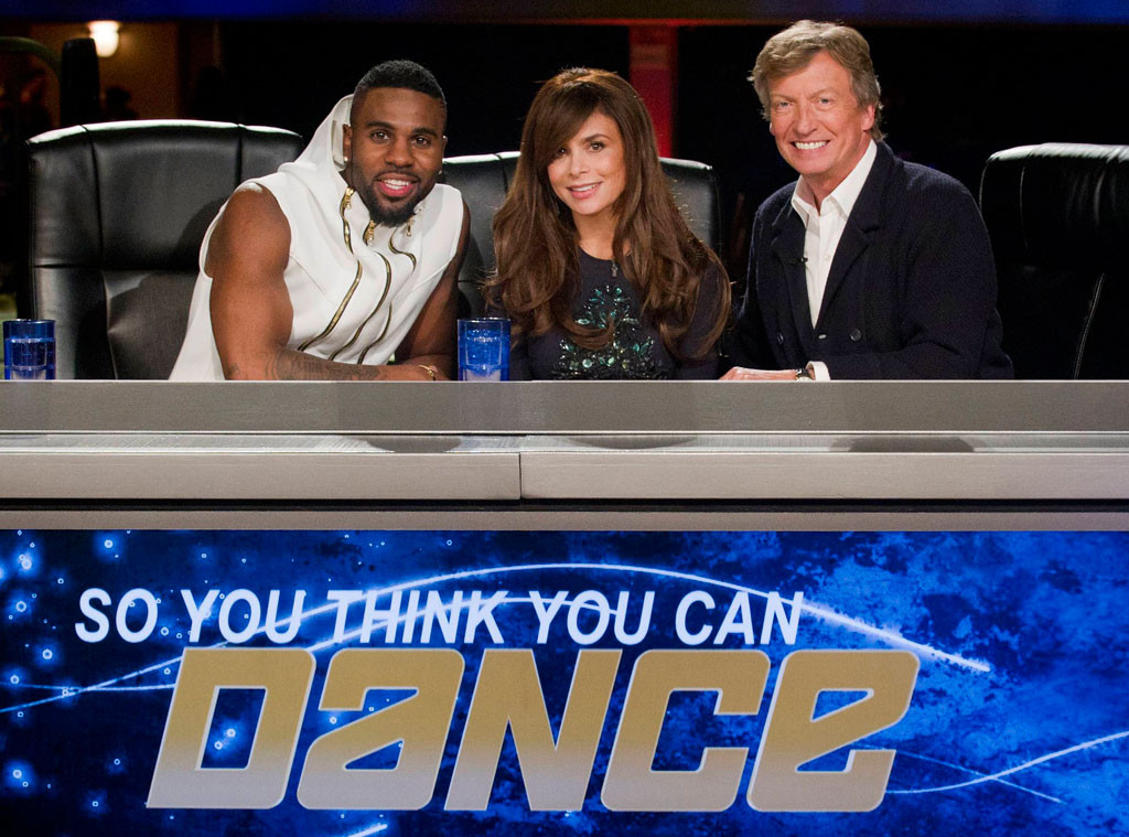 SO YOU THINK YOU CAN DANCE SYTYCD Judges