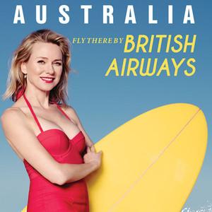 Naomi Watts, British Airways