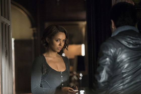 The Vampire Diaries, Kat Graham, Michael Malarkey