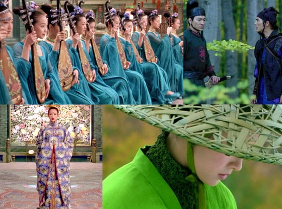Chinese Costume in Cinema, House of Flying Daggers