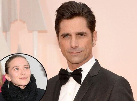 Mary-Kate Olsen, John Stamos
