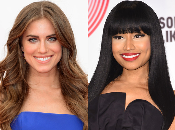 Allison Williams, Nicki Mianj