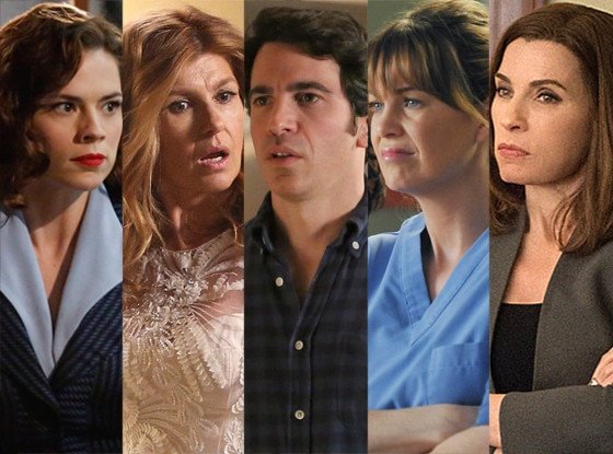 Endangered shows, Nashville, Agent Carter, Mindy Project, Grey's Anatomy, Good Wife