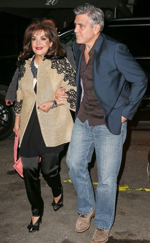 George Clooney, Baria Alamuddin