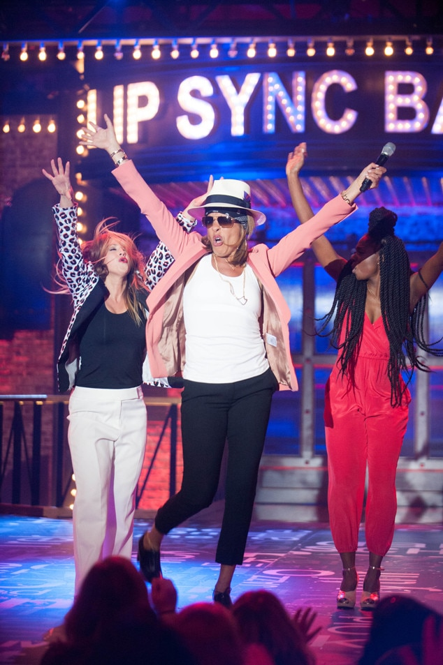 Lip Sync Battle, Hoda Kotb