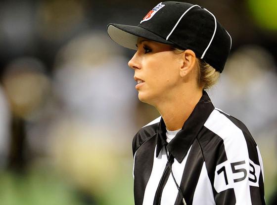 Sarah Thomas, NFL Official
