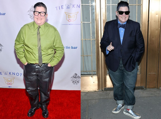 Lea Delaria, Weight Loss