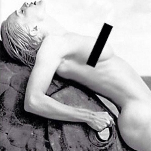 Madonna, Boobs, Instagram