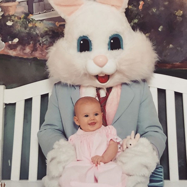 Armie Hammer, Easter Bunny, Instagram