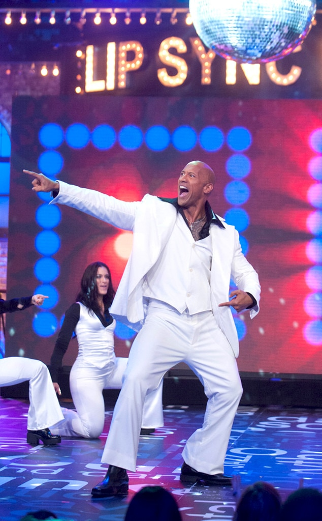 Lip Sync Battle, Dwayne Johnson